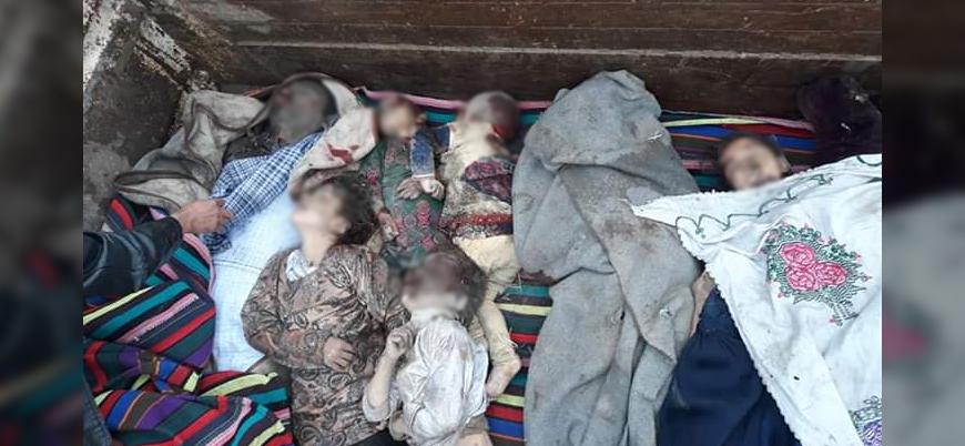 ABD Afganistan'da çocukları vurdu