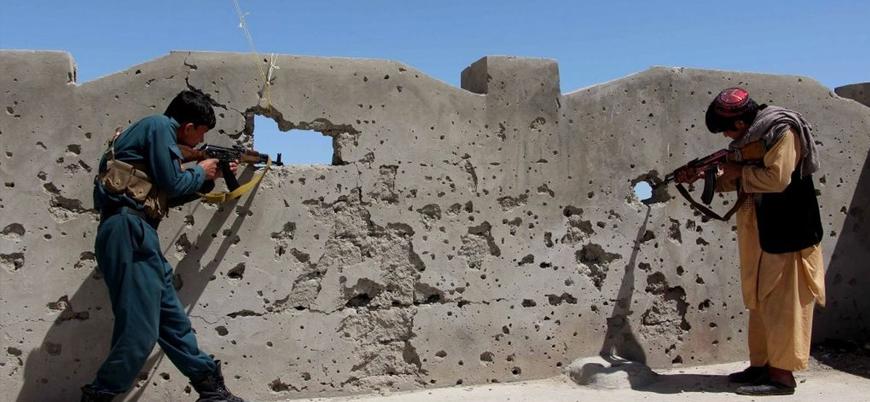 Afganistan'ın güneyinde Taliban saldırısı: 65 asker öldü