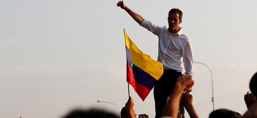 Guaido'dan 'iktidarı ele geçirme operasyonuna hazır olma' çağrısı