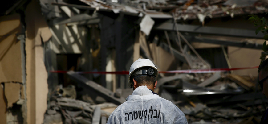 Hamas'tan Tel Aviv'i vuran roket hakkında açıklama