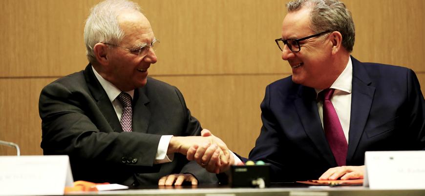Almanya ve Fransa'dan ortak parlamento kararı