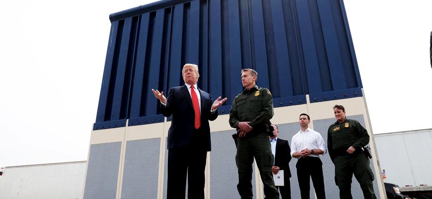 Pentagon'dan Meksika Duvarı için 1 milyar dolarlık onay