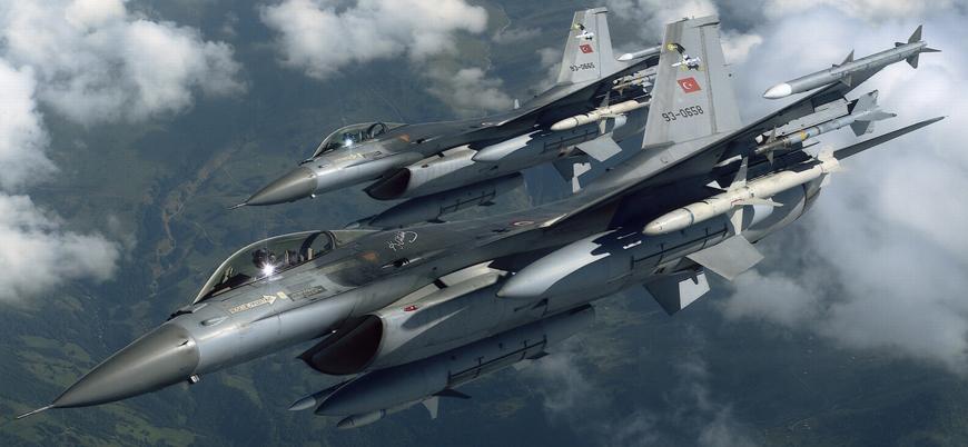 Yunanistan: Türk savaş uçakları 47 kez hava sahamızı ihlal etti