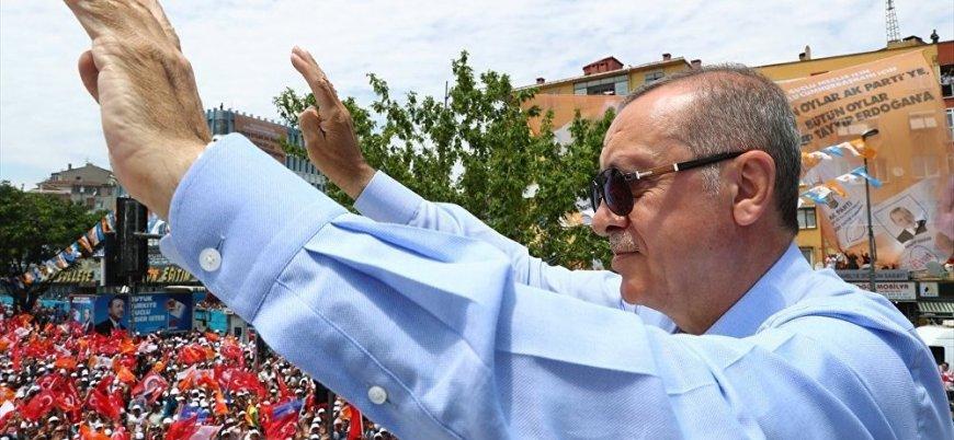 Erdoğan: Ülkemiz demokrasisini yasaklardan baskılardan kurtardık