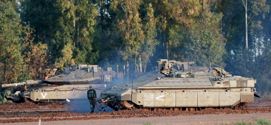 Netanyahu: Gazze'de askeri harekata hazırız