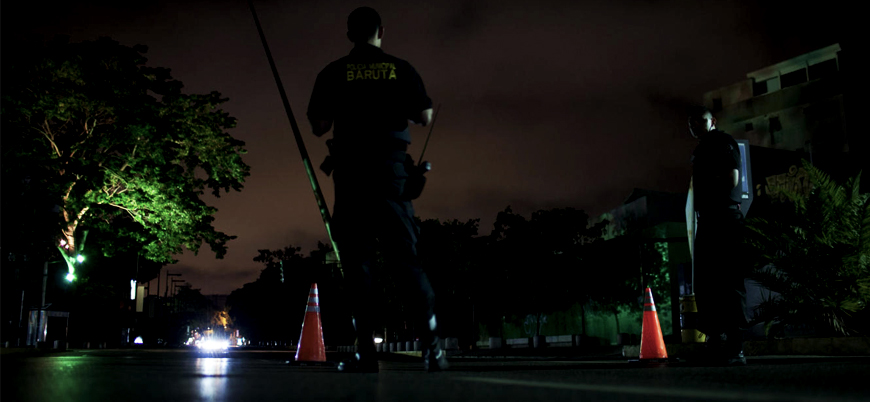 Venezuela'da elektrik kesintileri zorunlu tatile sebep oldu
