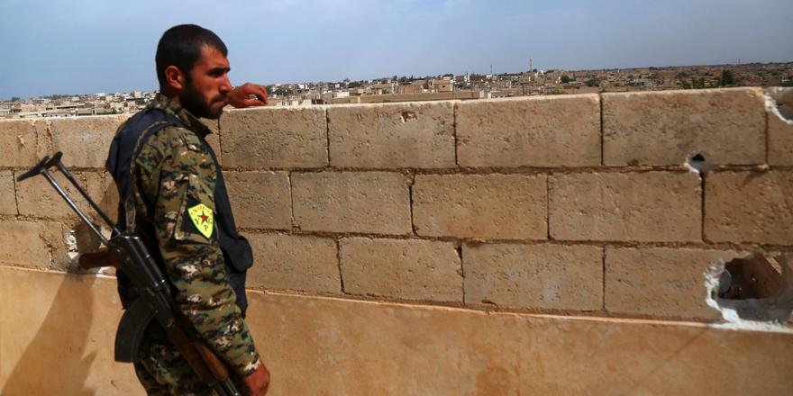 Suriye'de YPG'yi hedef alan saldırılar artıyor: 19 ölü