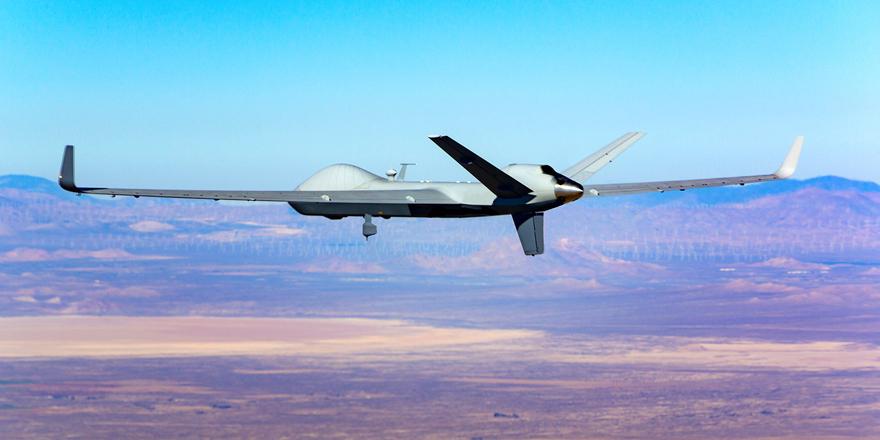 Belçika ABD'den 600 milyon dolar değerinde 4 insansız hava aracı alacak
