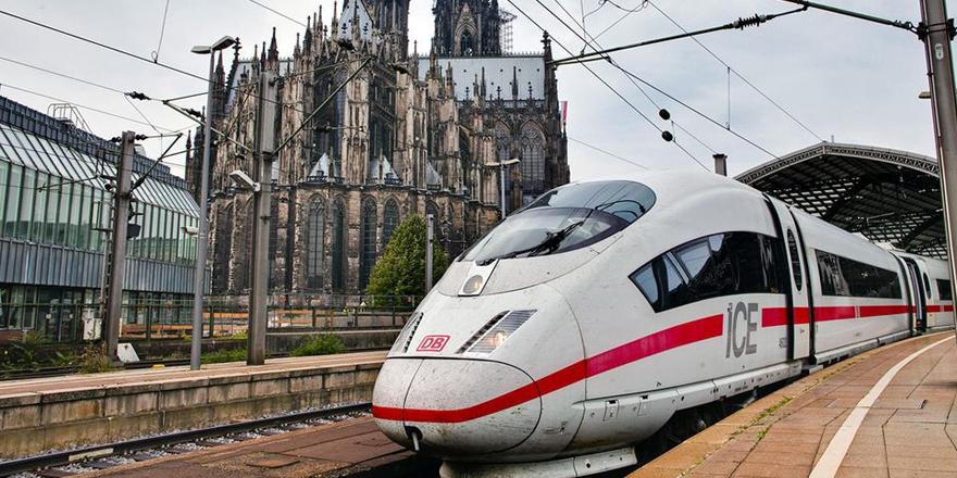 Almanya'da trene saldırı girişiminde bulunan bir kişi Avusturya'da yakalandı