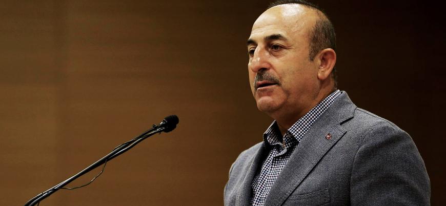 Çavuşoğlu: Golan Tepeleri Suriyeli kardeşlerimizin ve Suriye'nindir