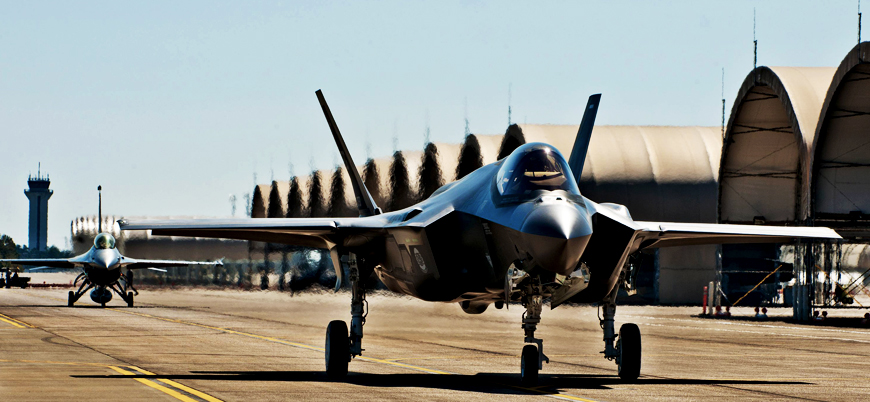 ABD: Türkiye olmadan F-35 üretmek mümkün