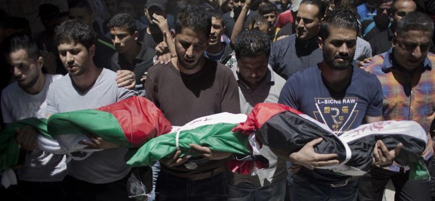 Gazze'de bir yılda 40 Filistinli çocuk öldürüldü