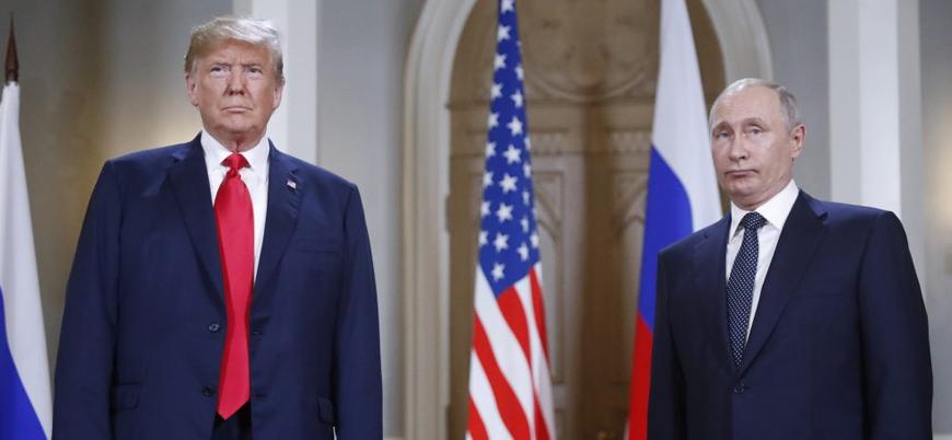 Rusya'dan Trump'ın 'askerleri çekme' çağrısına yanıt: Önce Suriye'den çekilin