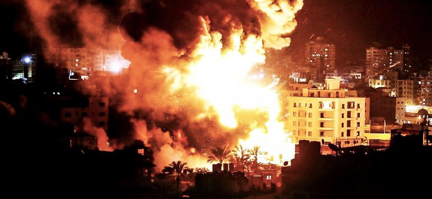 İsrail Gazze'ye yönelik saldırılar devam edecek mesajı verdi
