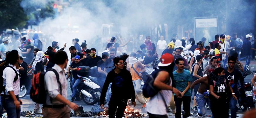 Rusya'dan ABD'ye Venezuela suçlaması: Ülkeyi bölüyorlar