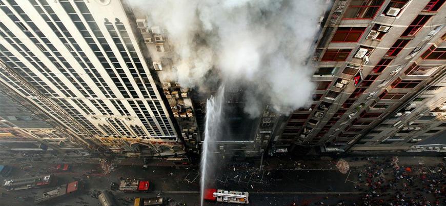 Bangladeş'in başkenti Dakka'da yangın: En az 25 ölü