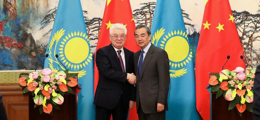 Çin'den Kazakistan'a 'Uygur Türkleri ile mücadele' teşekkürü