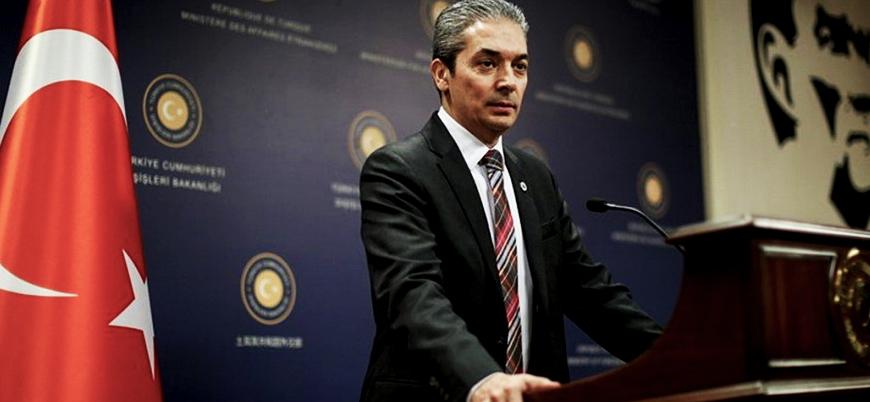 Türkiye'den 'Suriyeliler zorla gönderiliyor' raporuna tepki
