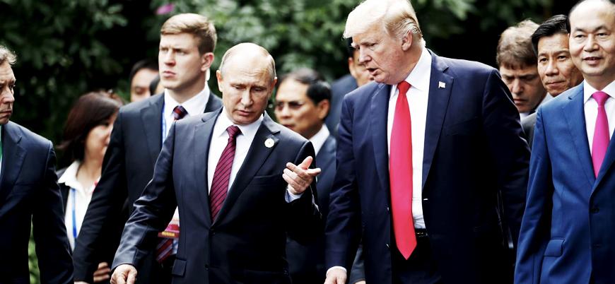 Trump: Rusya ve Çin liderleriyle ile Venezuela'yı görüşebilirim