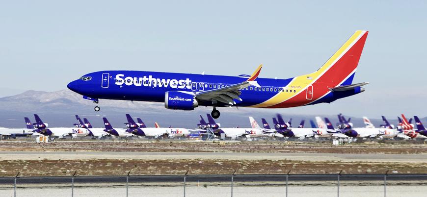 Boeing, 737 MAX 8 model uçağının düşme sebebini açıkladı