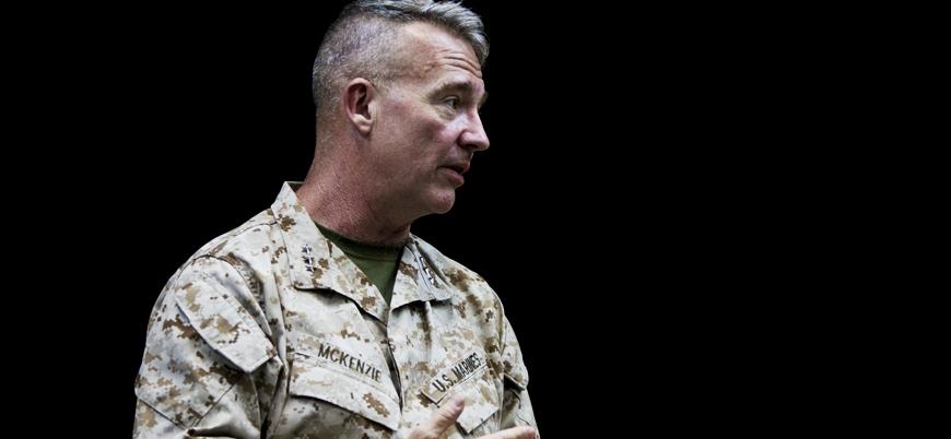 ABD'den askeri atama: CENTCOM başkanı değişti