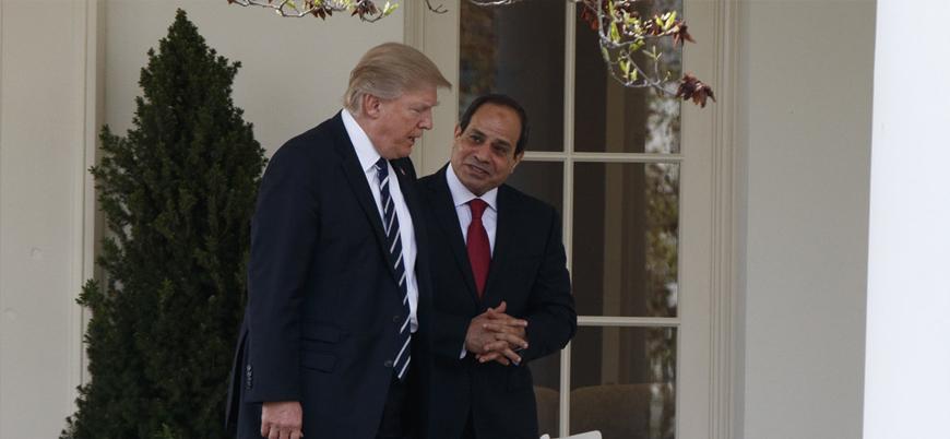 Sisi ABD yolcusu: Trump ile görüşecek