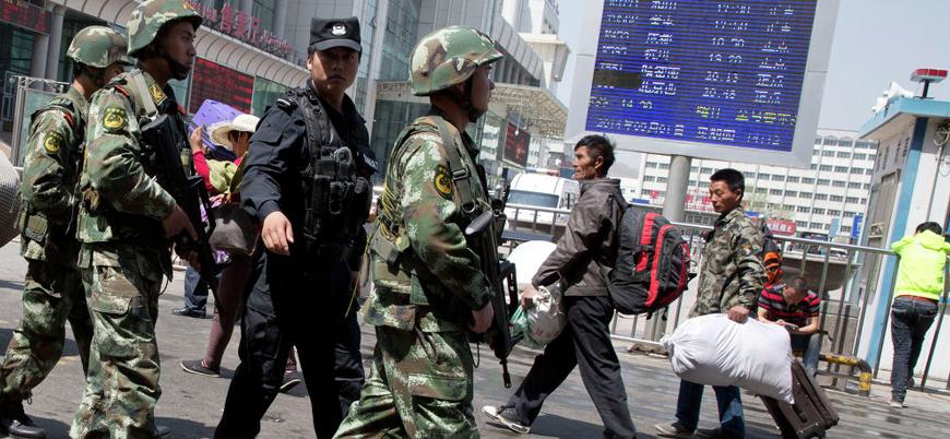 Çin'den dini liderleri ihbar edenlere para ödülü