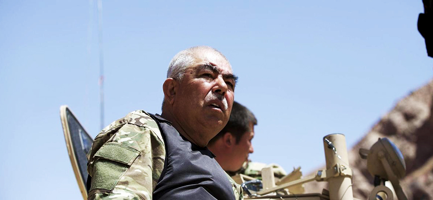 Taliban Raşid Dostum'un konvoyuna saldırdı