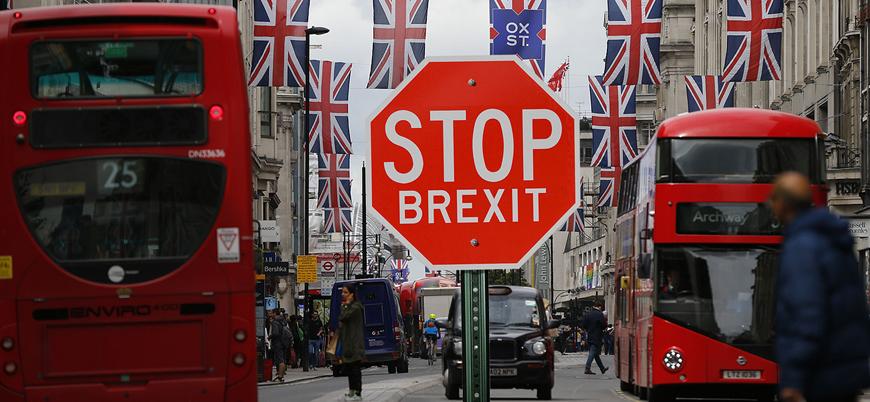 Brexit iptali için 6 milyon imzaya ulaşıldı