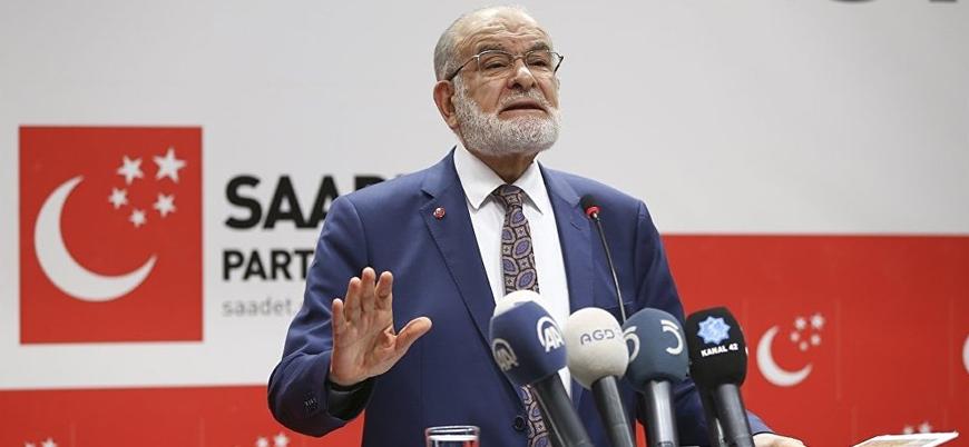 Karamollaoğlu: 2 parti çalışanımız öldürüldü