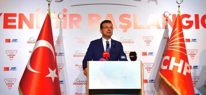 CHP: İmamoğlu'nun zaferi kesinleşti