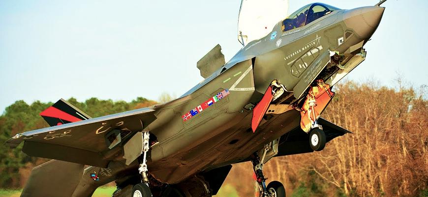 ABD: Türkiye'ye F-35 teslimatını askıya aldık