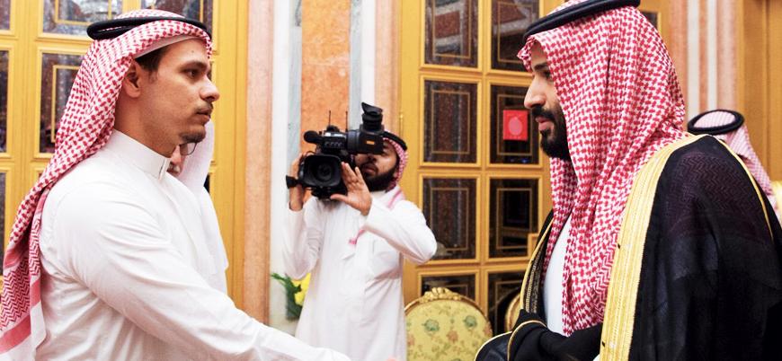 Cemal Kaşıkçı'nın oğlu Salah: Suudi Arabistan yargısına güveniyorum