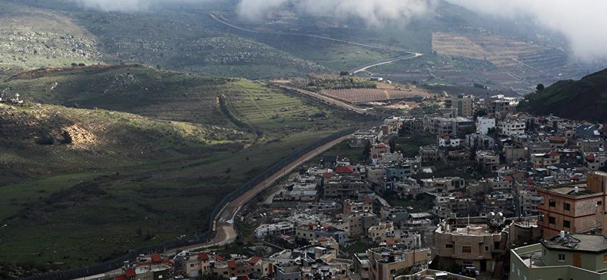 İsrail Golan'a 250 bin kişi yerleştirecek