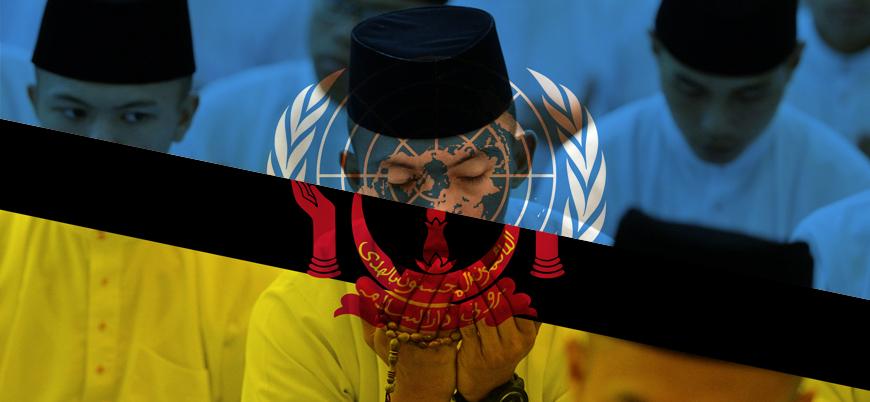 BM'den Brunei'ye uyarı: Şeriat kanunlarını uygulamayın