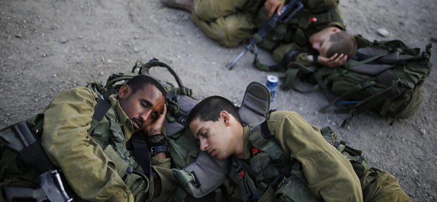 Gazze sınırında saldırı hazırlıklarına katılmayan 9 İsrail askerine hapis cezası