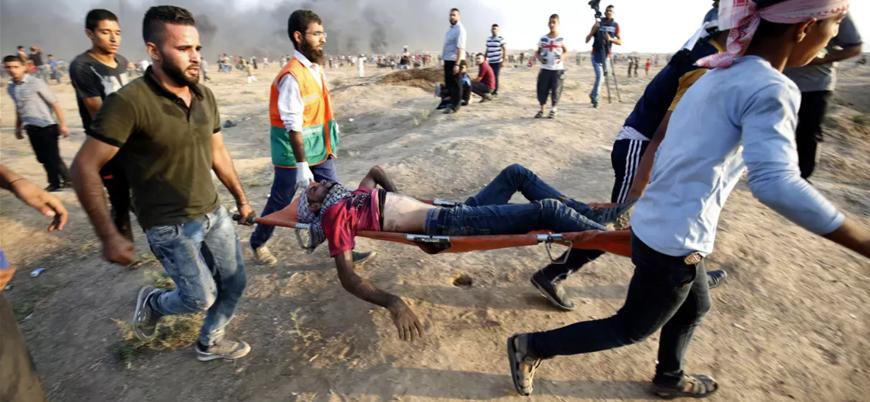 İsrail Mart ayında 21 Filistinliyi öldürdü