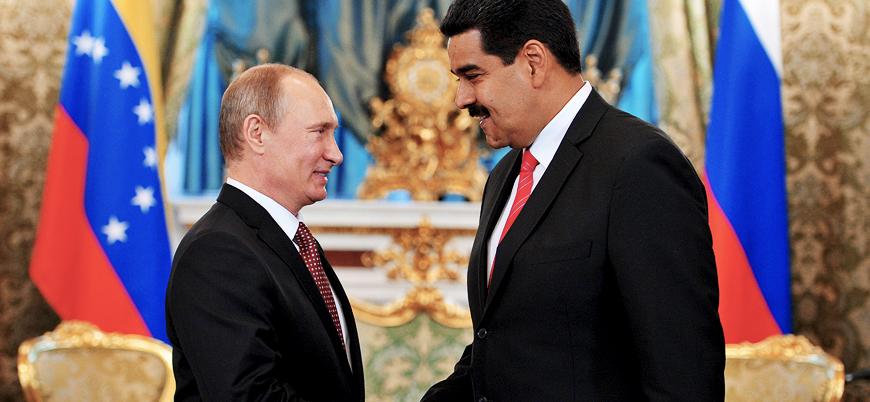 Rusya Venezuela'da askeri eğitim merkezi açtı