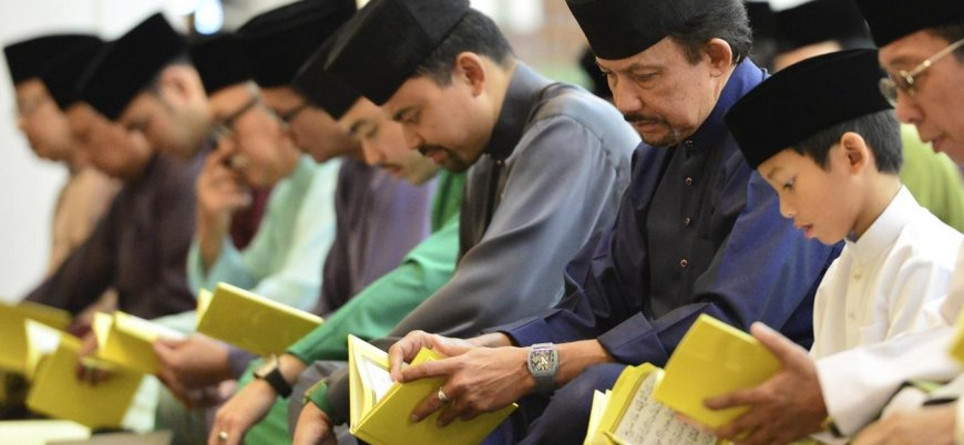 Brunei'de şeriat hukuku bugün yürürlüğe giriyor