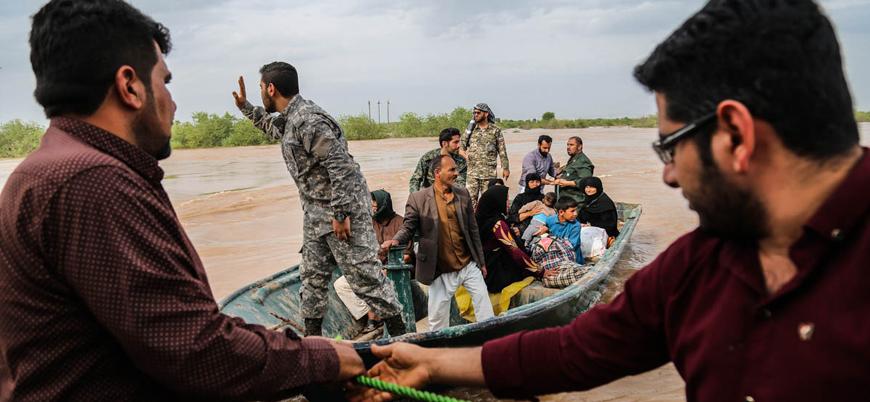 İran'daki selde bilanço ağırlaşıyor