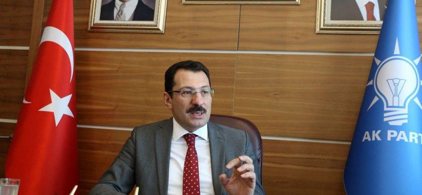 AK Parti'den İmamoğlu'na: Hangi hakla kendini başkan ilan ediyorsun?