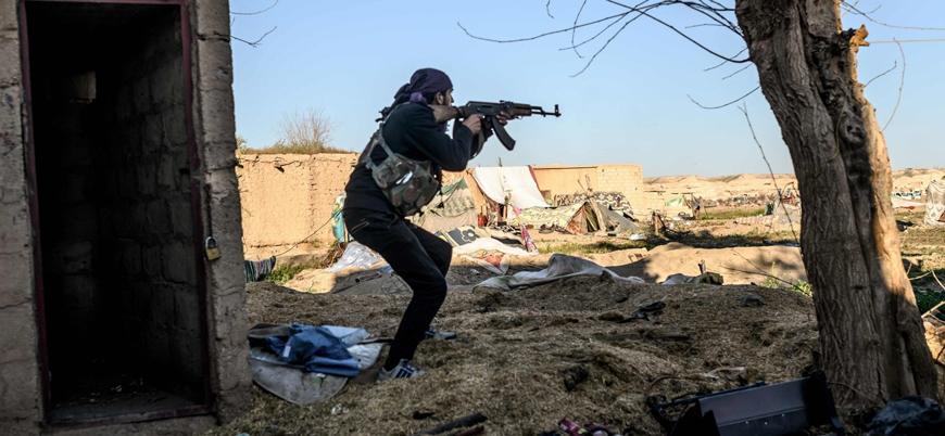 IŞİD Suriye'nin doğusunda halen aktif: Bağuz'da çatışmalar yaşanıyor