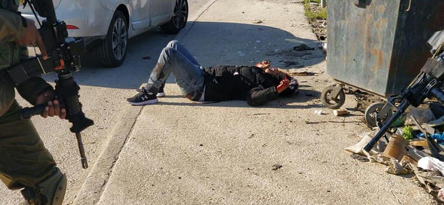 Batı Şeria'da Yahudi yerleşimci  bir Filistinliyi vurarak öldürdü