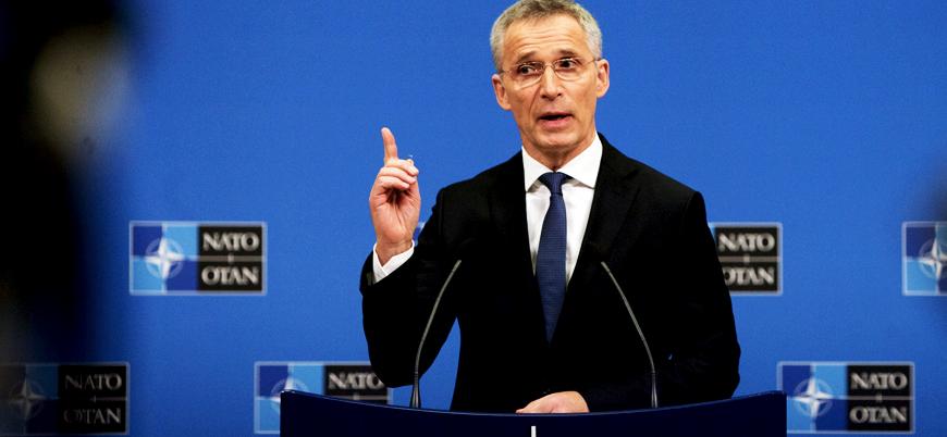 NATO'dan Soçi Mutabakatı'na ilişkin açıklama