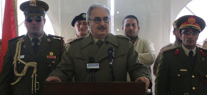 Hafter yeni Kaddafi olma yolunda: Libya'da yeni bir savaş kapıda mı?