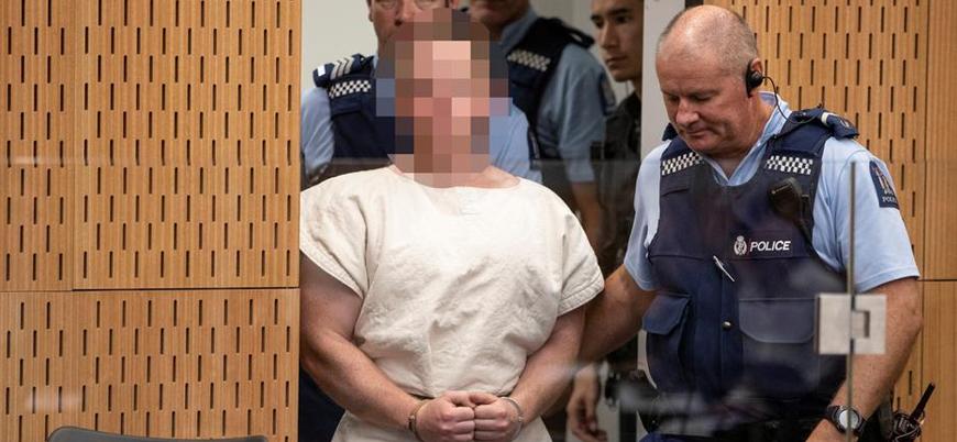 Yeni Zelanda saldırganı 50 kişiyi öldürmekten yargılanacak