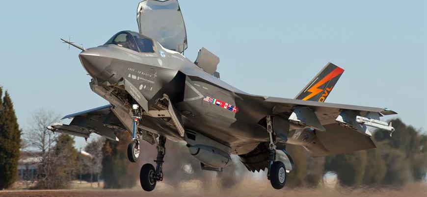 ABD: F-35'leri Türkiye'den geri alma planı yok