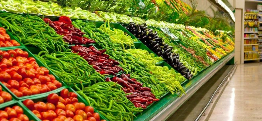Dünyada gıda fiyatları yüzde 3.6 düştü, Türkiye'de yüzde 29.7 arttı