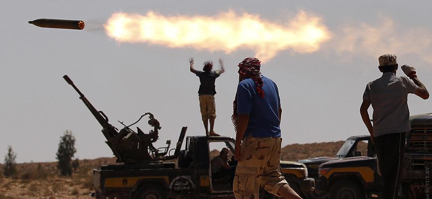 Hafter'in Trablus saldırısı ve Libya'da son durum