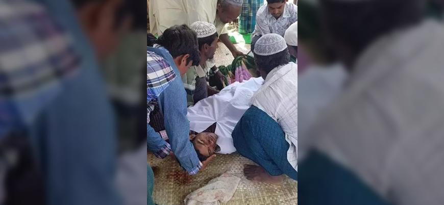 Myanmar ordusu Arakanlı Müslümanlara helikopterlerle saldırdı: 20 ölü